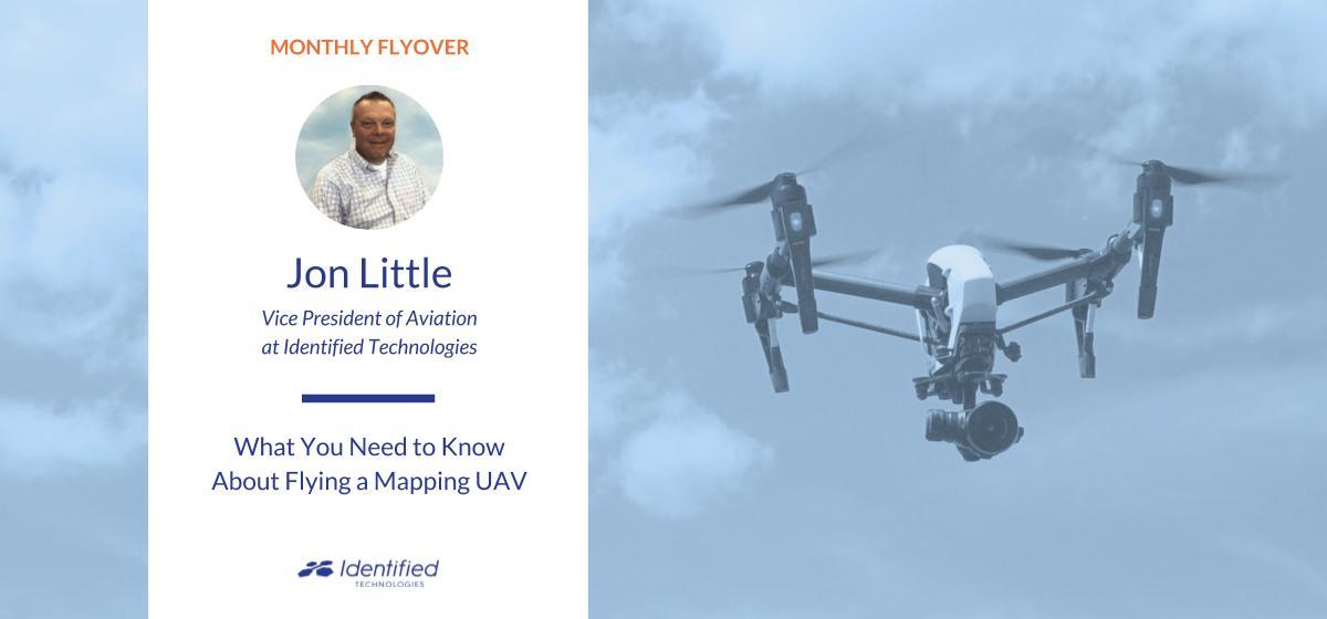 Mapping UAV