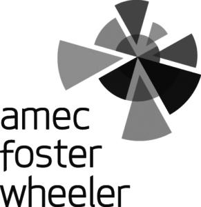 Amec Foster Wheeler logo gray