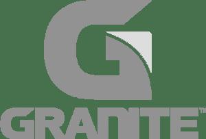 Granite Construction logo gray
